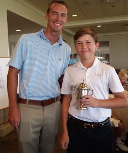 9 HOLE CLUB CHAMP- ETHAN PARADEE-1