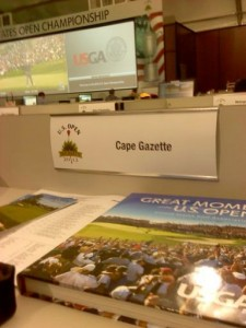 Cape Gazette US Open