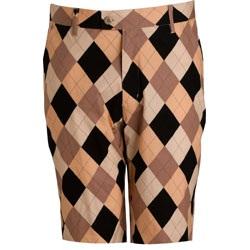 argyle shorts