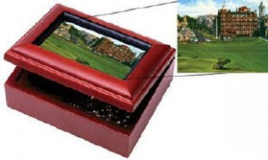 golf music box
